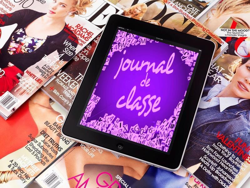 journal de classe 5