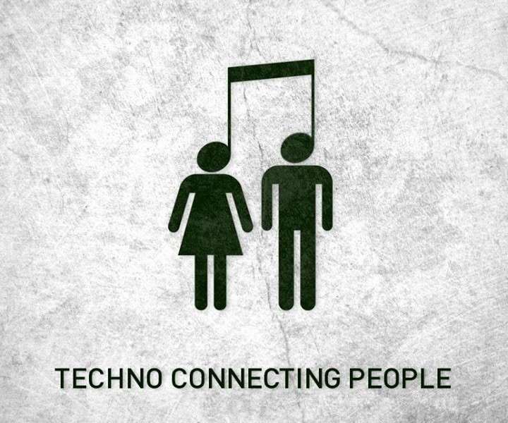 Techno-music